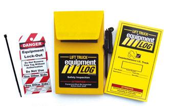 Lift Truck Checklist Log