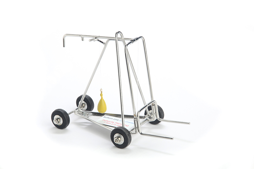 Stability Pyramid Model Bottom Line Training Services Forklift