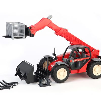 All Terrain Reach Forklift Teaching Model